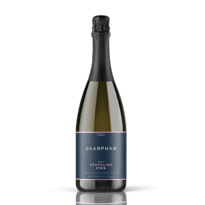 Sharpham English Sparkling Wine Pink