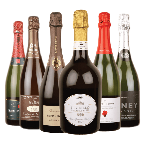 European Highlights Sparkling Wine Mix