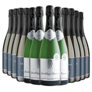 Sharpham English Sparkling Wine Ultimate Mix