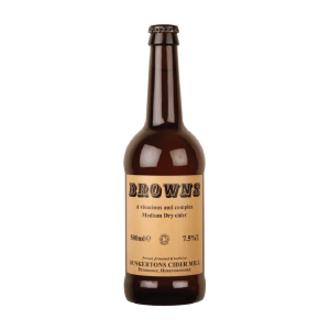Dunkerton's Browns Medium Dry Cider