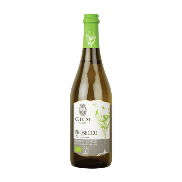 Giol Prosecco Frizzante Sur Lie No Added Sulphur