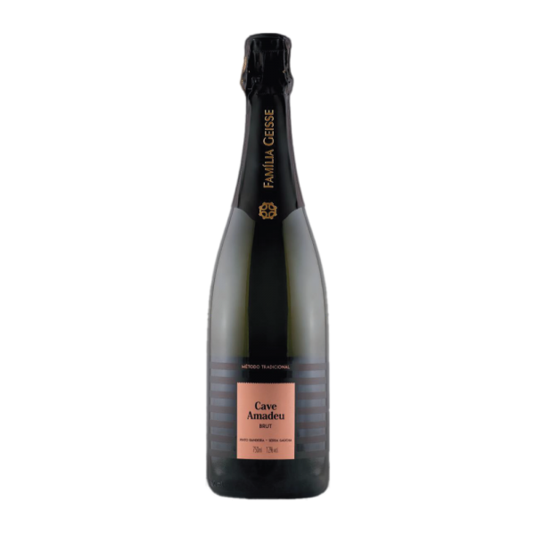 Cave Amadeu Brut Traditional Method 2017