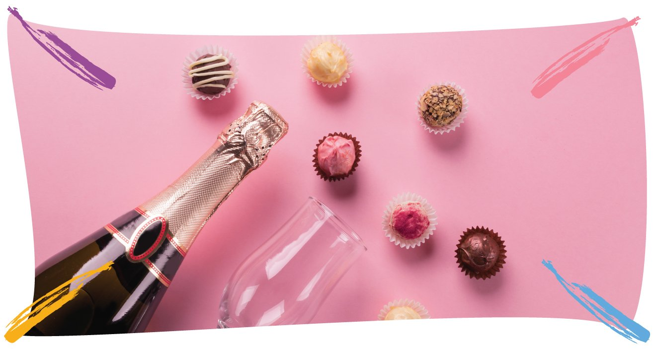 Fizz and Chocolate